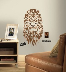 18x30-Star-Wars-Typographic-Chewbacca-Peel-and-Stick-Giant-Wall-Decal-0