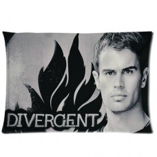 2014-Seconds-Kill-New-Home-Deco-Divergent-Movie-Four-Face-your-Worst-Fears-20X30-Inch-Two-Sides-Pillowcase-Covers-0
