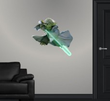24-Yoda-from-Star-Wars-Wall-Graphic-Decal-Sticker-Home-Game-Kids-Room-Garage-Man-Cave-Decor-NEW-0