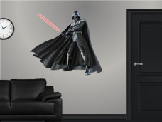 36-Darth-Vader-Star-Wars-Wall-Graphic-Decal-Sticker-for-Home-Kids-Game-Room-Man-Cave-Garage-Art-Decor-NEW-0