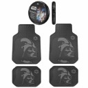 5-pc-Star-Wars-Darth-Vader-Black-Front-Rear-Rubber-Floor-Mats-Steering-Cover-Set-0