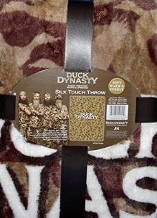 AE-Duck-Dynasty-Silk-Touch-Throw-Blanket-40-by-60-Inch-0