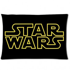 AKF-Custom-Star-Wars-Rectangle-Pillowcase-Covers-Standard-Size-20x30-Twin-Sides-0
