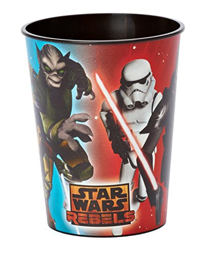 American-Greetings-Star-Wars-Rebels-16-Ounce-Plastic-Party-Cup-Party-Supplies-0