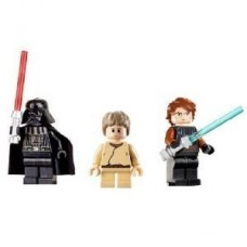 Anakin-Skywalker-Child-Anakin-Skywalker-Jedi-Darth-Vader-Loose-Lego-Star-Wars-Mini-figures-0