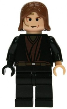 Anakin-Skywalker-Ep-3-Black-Right-Hand-LEGO-Star-Wars-2-Figure-0