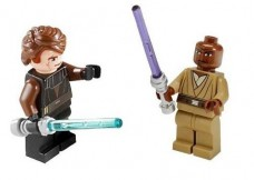 Anakin-Skywalker-Mace-Windu-Loose-Lego-Star-Wars-Clone-Wars-Figures-0