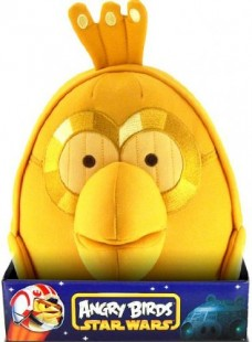 Angry-Birds-Star-Wars-Bird-C3PO-8-Plush-with-Sound-0