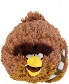 Angry-Birds-Star-Wars-Bird-Chewbacca-8-Plush-with-Sound-0