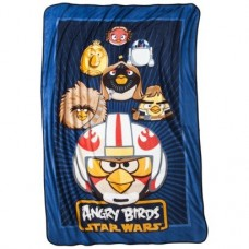 Angry-Birds-Star-Wars-super-value-bundle-4-items-blanket-throw-and-two-pillows-0