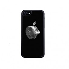 Apple-and-Star-Wars-Death-Star-Inspired-iPhone-5-5s-Case-By-Little-Brick-Press-Hard-Silicone-Rubber-Case-0