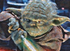 Buffalo-Games-Star-Wars-Photomosaic-Yoda-Jigsaw-Puzzle-1000-Piece-0