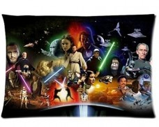 Cartrol-Hot-Sales-Star-War-Soft-Pillowcase-Good-Quality-Pillow-Case-Covers-20X30One-Side-0