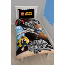 Character-Lego-Star-Wars-Space-Panel-Single-Duvet-Cover-0