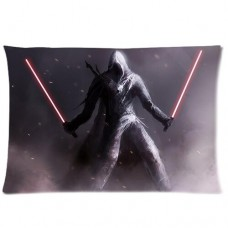 Chetery-Star-Wars-Sith-Lightsabers-Weapons-Printed-Best-Gifts-Decorate-Pillowcase-Custom-Pillowcase-Soft-Pillow-Case-Zippered-Pillow-Case-Cover-in-Roomy-Size-20x30Two-side-Fashion-Design-0