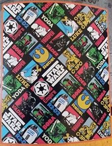 Classic-Star-Wars-Plush-Throw-Blanket-50-X-60-Soft-Blanket-Decorated-with-Unique-Vintage-Star-Wars-Pictures-0