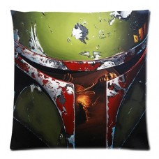 Custom-Popular-Star-Wars-Boba-Fett-Zippered-Pillowcase-Cover-in-Size-18x18-Inch-two-sides-0
