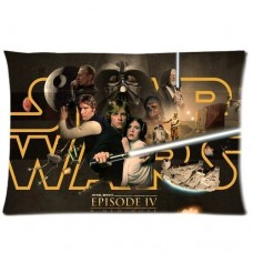 Custom-Star-Wars-Episode-I-yoda-Aliens-Rectangle-Pillowcase-Covers-in-Size-16x24-Inch-Two-Sides-Number-4-0