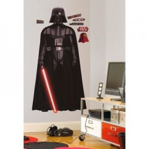 Disney-Star-Wars-Classic-Vadar-Peel-and-Stick-Giant-Wall-Decals-0