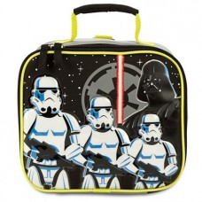 Disney-Star-Wars-Darth-Vader-BackPack-w-Lunch-Tote-Storm-Trooper-0