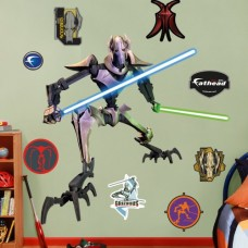 FATHEAD-General-Grievous-Clone-Wars-Graphic-Wall-Dcor-0