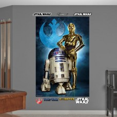 FATHEAD-R2-D2-and-C-3PO-Mural-Graphic-Wall-Dcor-0