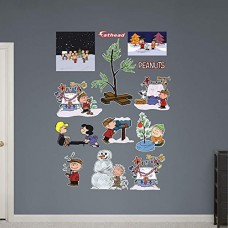Fathead-Peanuts-Christmas-Collection-Vinyl-Decals-0