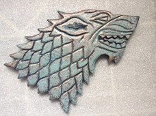 Game-of-Thrones-Wall-Plaque-House-of-Stark-Patina-9-23cm-0