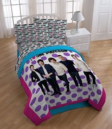 Global-Entertainment-One-Direction-Dots-Sheet-Set-Twin-0