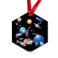 Hexagon-Ornament-Solar-System-And-Asteroids-0
