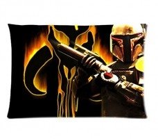 Home-Decor-Decorative-Fashion-Personalized-Star-Wars-Pillowcases-Custom-Pillow-Case-20x30-Inch-2-Sides-0