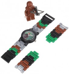 LEGO-9001116-Star-WarsTM-ChewbaccaTM-Watch-With-Minifigure-0