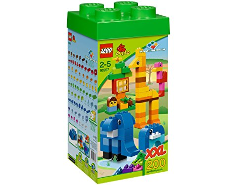 lego duplo giant tower xxl 200 pieces 10557 on star wars. Black Bedroom Furniture Sets. Home Design Ideas