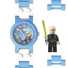 LEGO-Kids-2907STWLS-Star-Wars-Luke-Skywalker-Plastic-Watch-with-Link-Bracelet-0