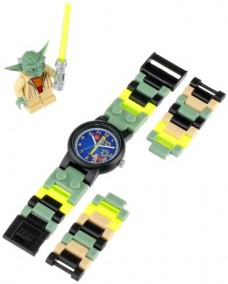 LEGO-Kids-8020295-Star-Wars-Yoda-Watch-With-Minifigure-0