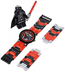 LEGO-Kids-8020301-Star-Wars-Darth-Vader-Watch-With-Minifigure-0