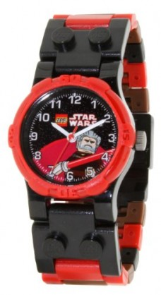 LEGO-Kids-9002106-Star-Wars-Count-Dooku-Plastic-Watch-with-Link-Bracelet-0