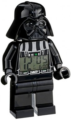 LEGO-Kids-9002113-Star-Wars-Darth-Vader-Mini-Figure-Alarm-Clock-0