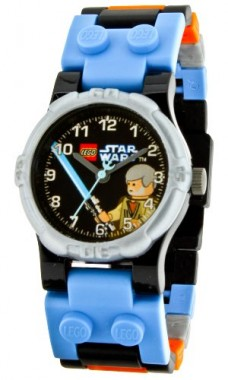LEGO-Kids-9002939-Star-Wars-Obi-Wan-Plastic-Watch-with-Link-Bracelet-0