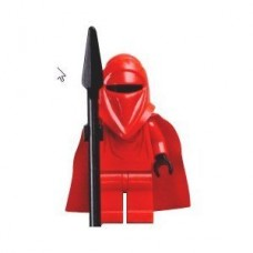 LEGO-Star-Wars-LOOSE-Mini-Figure-Imperial-Royal-Guard-with-Force-Pike-0