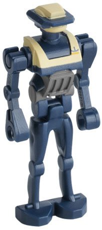 Worksheet. LEGO Star Wars TX20 Tactical Droid  2 Figure  From 7868  On