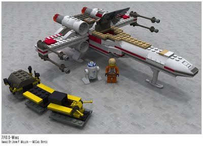 LEGO-Star-Wars-X-Wing-Fighter-7140-0