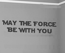 Large-May-The-Force-Be-With-You-Star-Wars-decal-Quote-lettering-sayings-kitchen-sport-Bedroom-home-decor-0