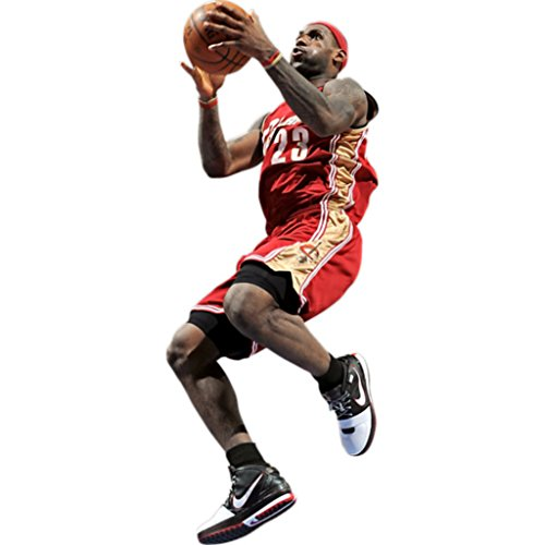 decf7d560754 LeBron-James-Cleveland-Cavaliers-Fathead-Jr-Wall-Decal-0-1