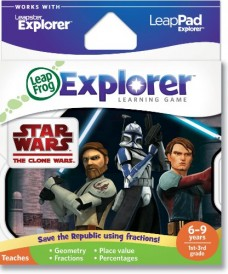 LeapFrog-Explorer-Learning-Game-Star-Wars-The-Clone-Wars-works-with-LeapPad-Leapster-Explorer-0