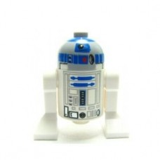 Lego-Star-Wars-Mini-Figure-R2-D2-Grey-Head-Astromech-Droid-Approximately-40mm-16-Inches-Tall-0