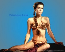 Licenses-Products-Star-Wars-Leia-Sticker-0