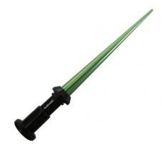 Lightsaber-Saber-Blade-Laser-Sword-Short-4-inch-Aluminum-Antenna-in-Green-for-Honda-Civic-CRV-S2000-0