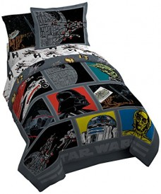 Lucas-Film-Star-Wars-Classic-Death-Star-Comforter-with-Sham-TwinFull-0