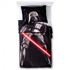 Lucas-Film-You-be-The-Character-Darth-Vader-Light-Up-Comforter-Twin-0
